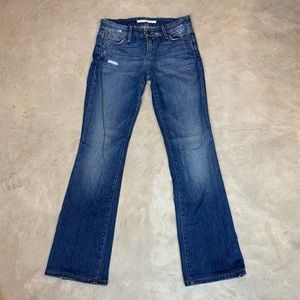 Joes Jeans Socialite Sasha Distressed Boot Cut